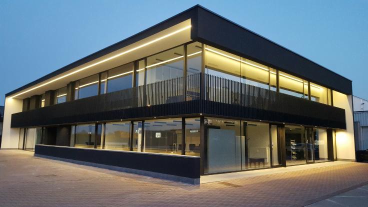Kantoor Muroflex Gevelwerken & Vastgoedontwikkeling